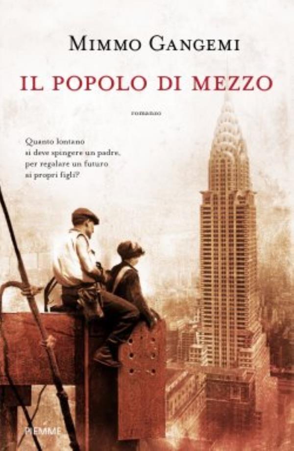 """images Filippo Veltri: """"L'America e il popolo di mezzo"""", il nuovo romanzo di Mimmo Gangemi"""