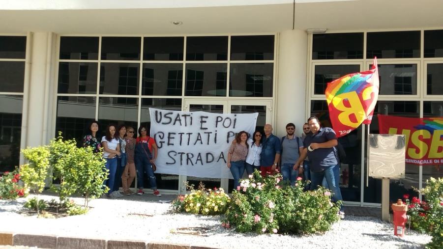 """images Catanzaro. Sanità, giovedì 22 luglio sciopero regionale per i """"Precari Covid"""""""