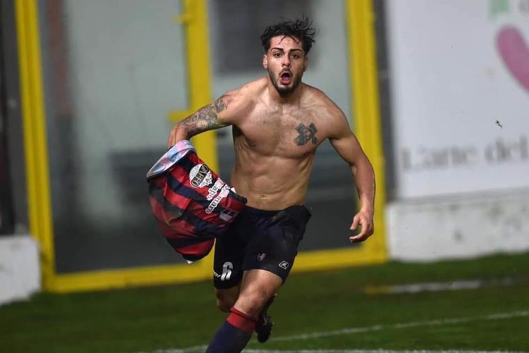 images Calcio mercato, Mario Prezioso lascia il Napoli e torna alla Vibonese