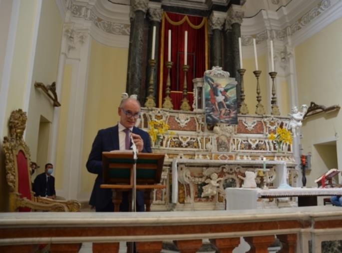 images Anche a Catanzaro la Polizia di Stato festeggia il suo patrono, San Michele Arcangelo