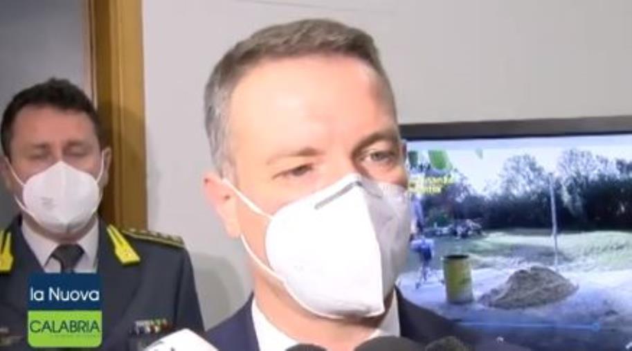 """images Tombe svuotate e cadaveri distrutti a Tropea. Il procuratore Falvo: """"Condotte raccapriccianti"""""""
