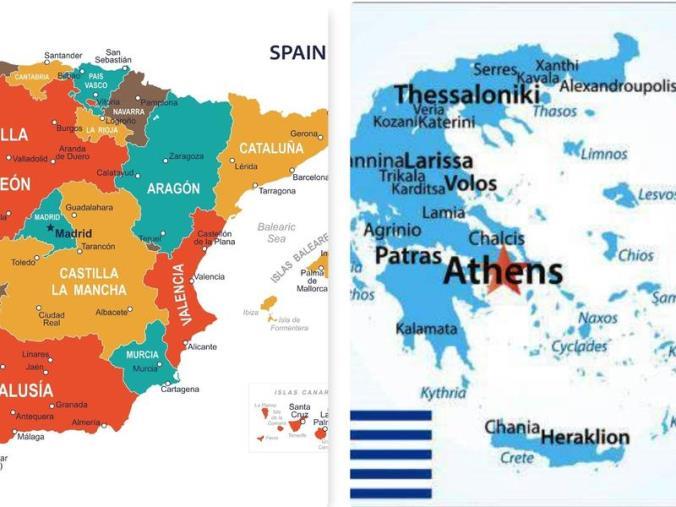 """images """"Le imprese calabresi più vicine a Spagna e Grecia"""" con due progetti della Regione"""