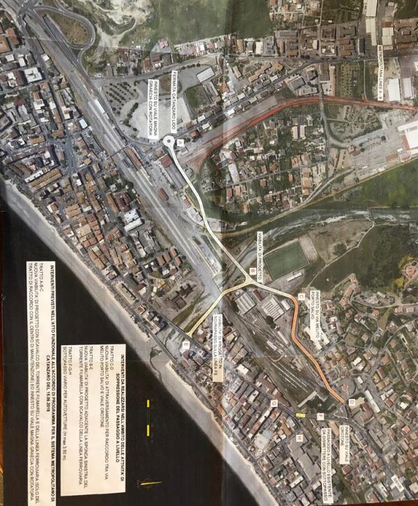 images Via libera per la realizzazione di un sottopassaggio nel quartiere Lido