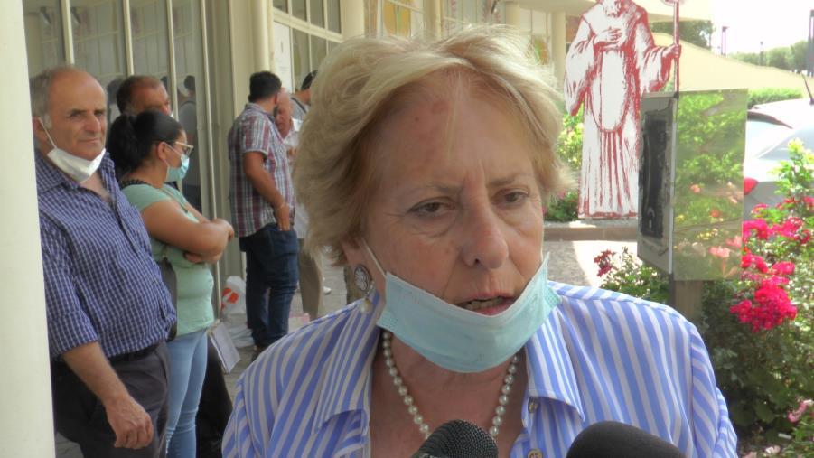 """images Allevatori in protesta alla Cittadella: """"Kit poco attendibili per la brucellosi e troppa burocrazia. Il settore sta morendo"""""""