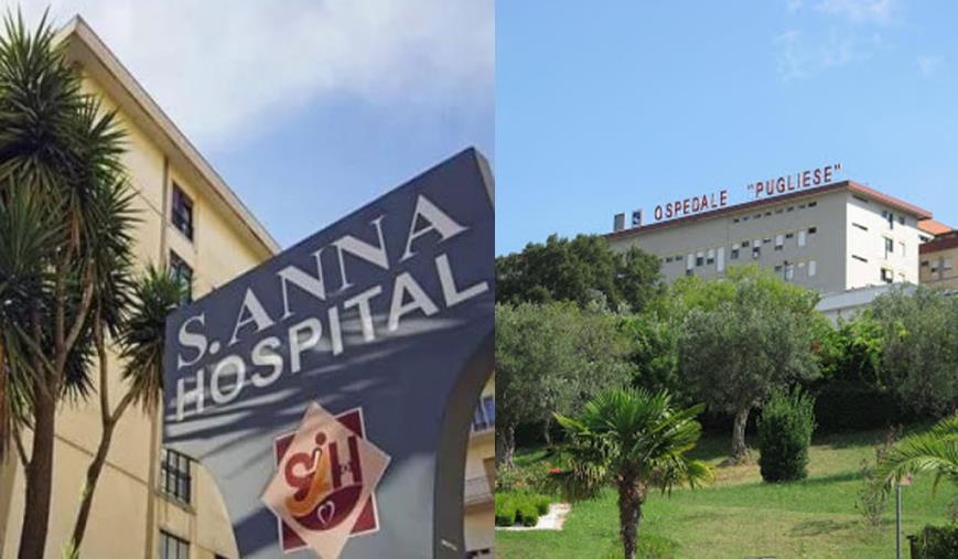"""images Il Pugliese voleva 4,6 milioni dal Sant'Anna Hospital. Il CdA canta vittoria: """"Il Tribunale ha sospeso l'atto di precetto"""""""