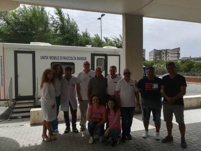 "images "" Uniti insieme per una donazione solidale"" a Pistoia"