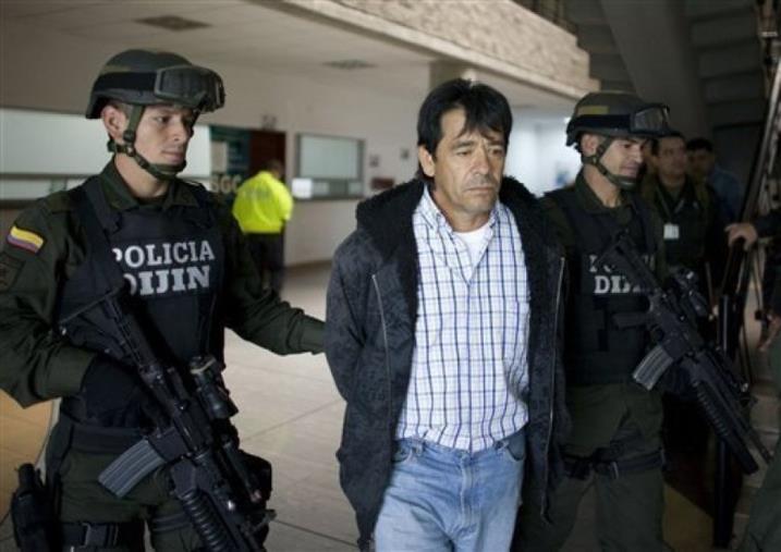 """images Operazione """"Decollo"""". Negata l'estradizione del boss del narcotraffico """"Rasgao"""". La Procura di Catanzaro vuole processarlo per lo spaccio di oltre 3 tonnellate di cocaina"""