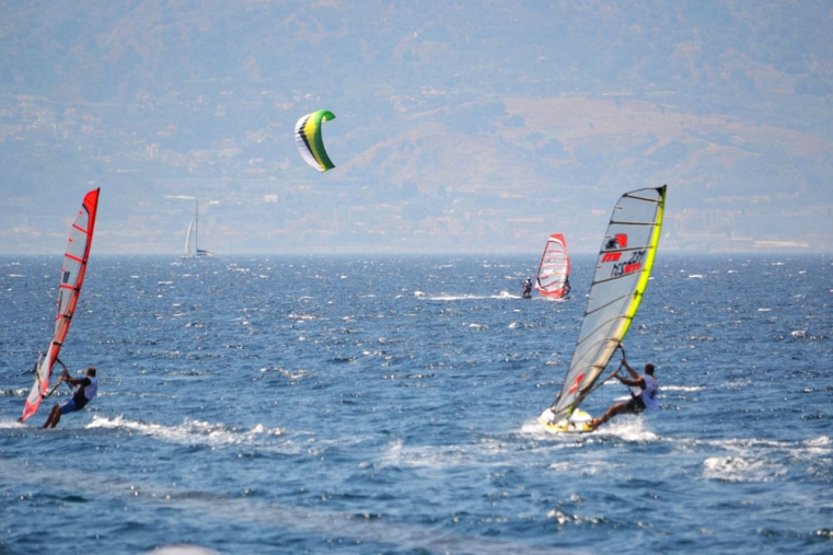 images Al via la Continent-Island International GPS Race 2019