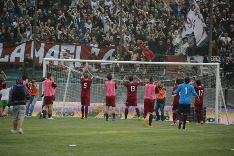 images Serie C, presentazione ufficiale per la Reggina