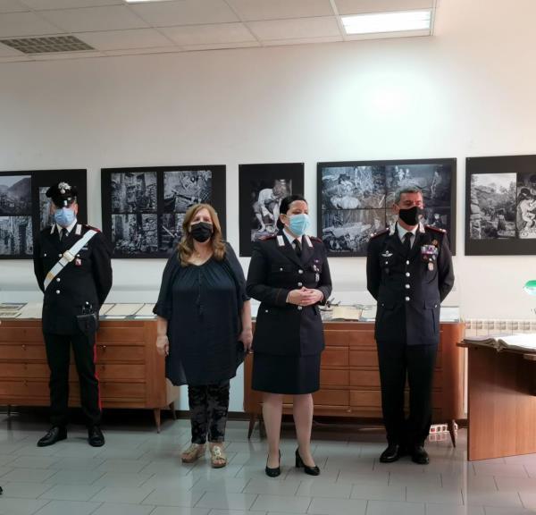 """images Presentato il libro """"L'Arma dei Carabinieri a Reggio Calabria 1860-1970"""": un impegno costante a servizio della gente"""