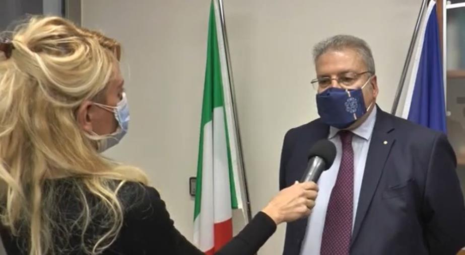 """Economia calabrese e Covid. Magarelli (Banca d'Italia): """"Futuro con grande incertezza"""" (VIDEO)"""