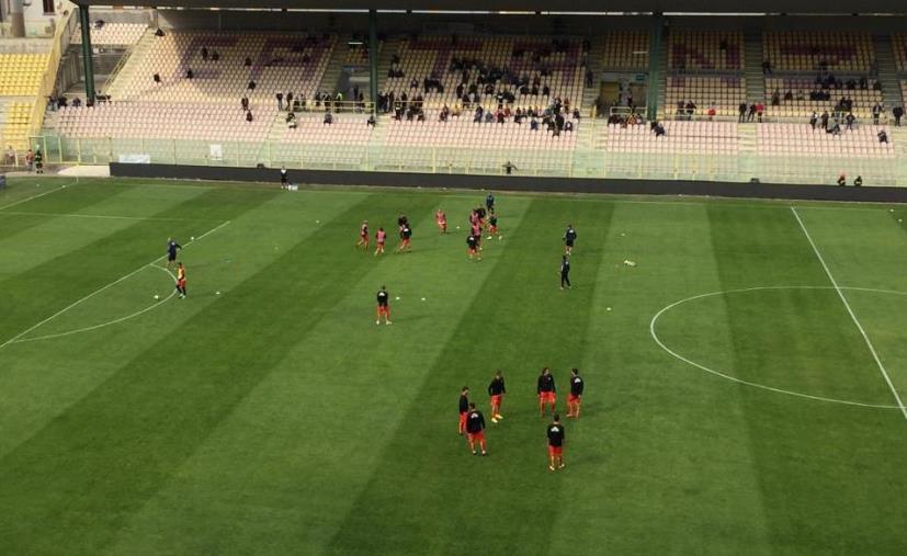 images Catanzaro e Fidelis Andria in campo alle 15.30: le formazioni ufficiali