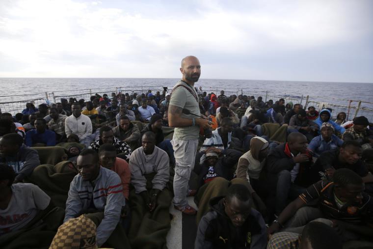 """images """"Popoli in movimento"""", raccontati da Francesco Malavolta"""
