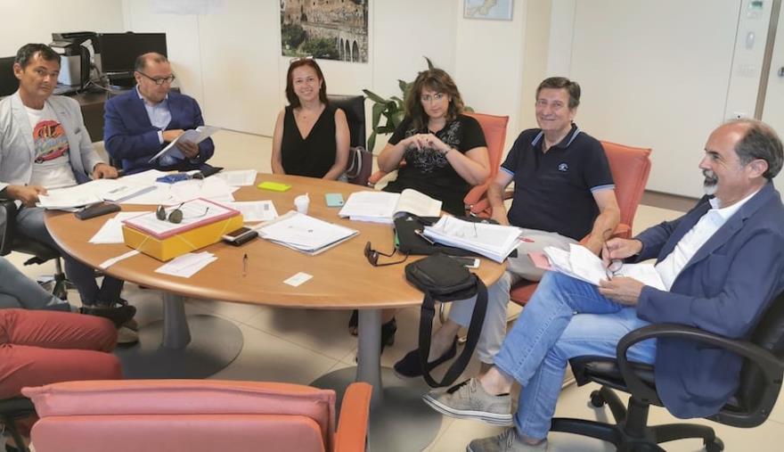 images Sapia e Nesci (M5S) presentano proposta a Cotticelli sull'ospedale di Corigliano-Rossano