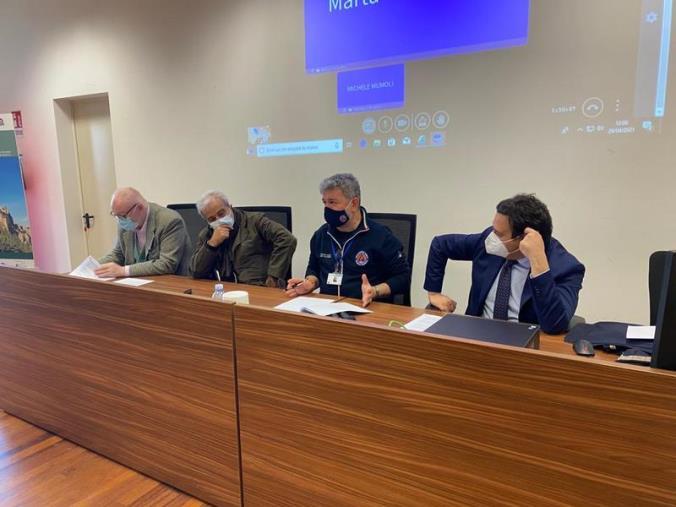 images Vaccini nei luoghi di lavoro in Calabria. Firmato il protocollo