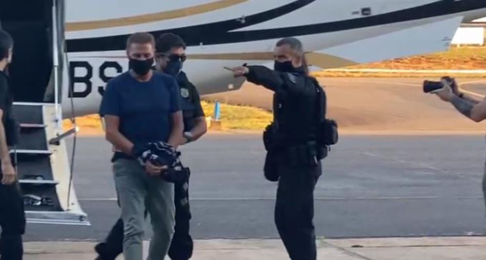 images 'Ndrangheta. Arrestato il latitante Rocco Morabito: le prime immagini dal Brasile