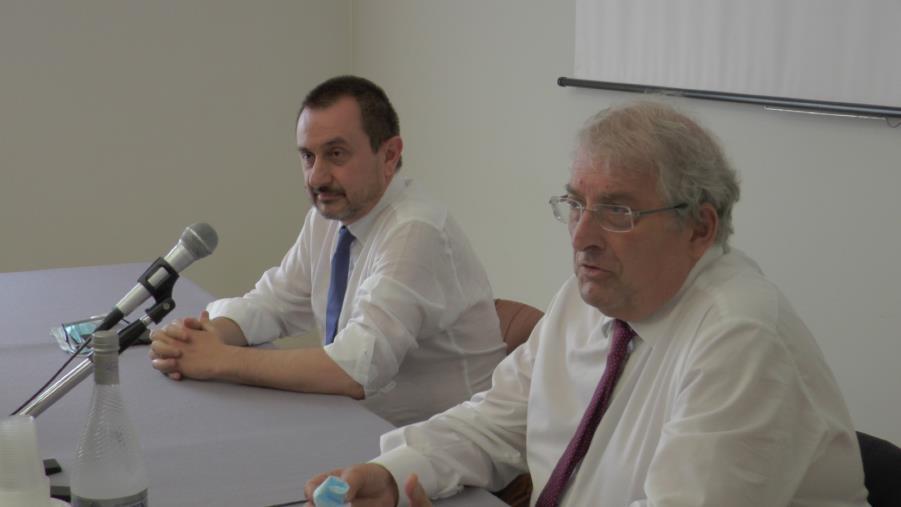 images Regionali. Magorno ritira la candidatura alla presidenza