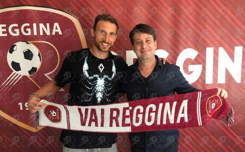 images Serie C, Matteo Rubin è un nuovo giocatore della Reggina
