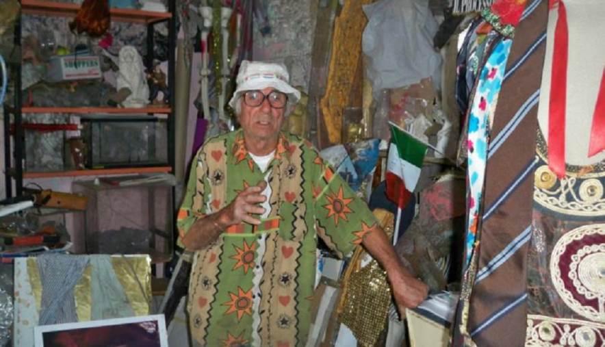 images U Ciaciu, addio all'ultimo Maestro
