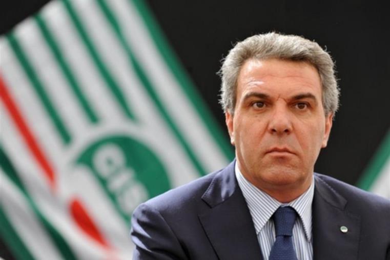 images Il reggino Luigi Sbarra è il nuovo segretario generale della Cisl