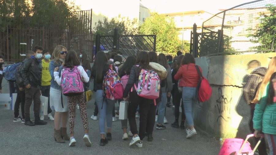 images Calabria zona rossa. Le scuole dal 7 aprile: in presenza asili, elementari e prima media. Il resto in Dad