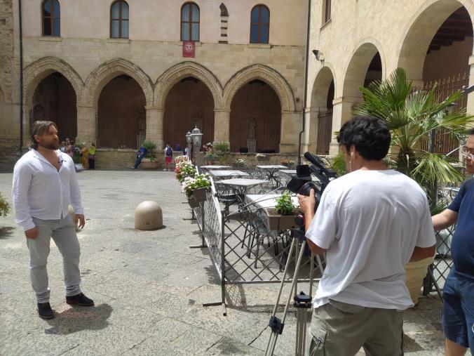 images La Tv giapponese alla scoperta di Tropea e della Calabria