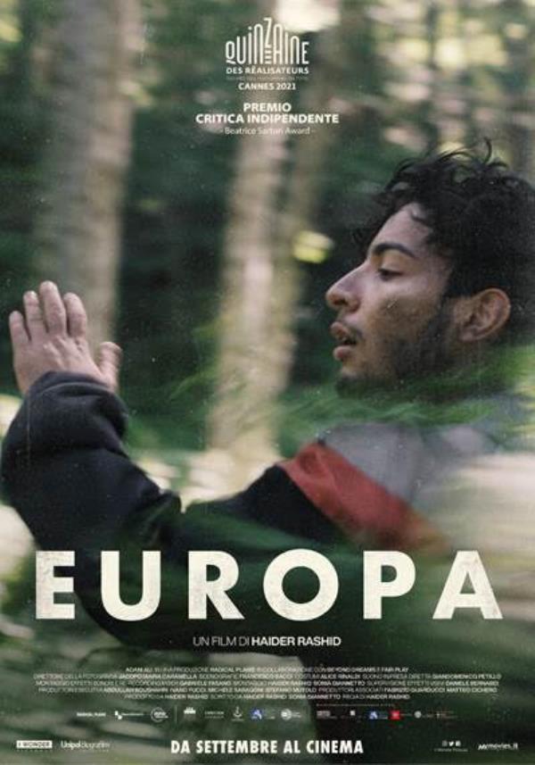 """images Lamezia Terme. Trame Festival, Va al film""""Europa""""di Haider Rashid il """"Nastro della legalità2021"""""""