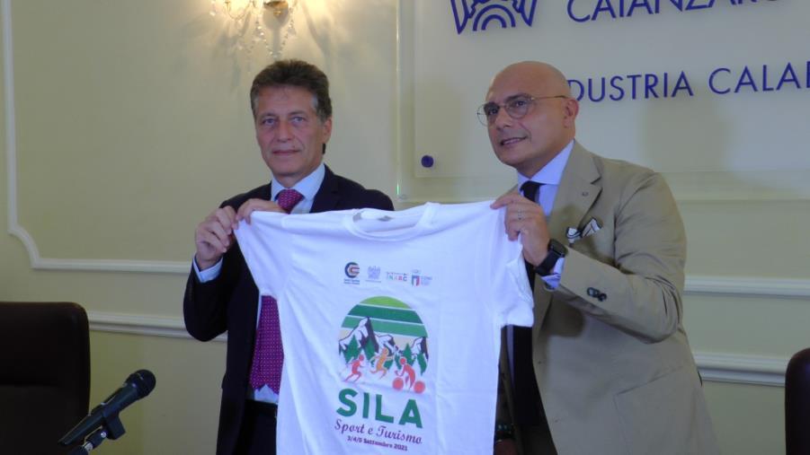 """images """"Sila sport e turismo"""": Confindustria Calabria presenta l'evento che si terrà a Camigliatello il 3, il 4 ed il 5 settembre"""