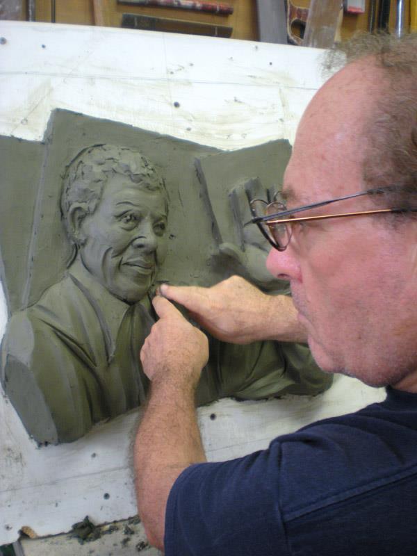 images Le sculture di Silvio Amelio donate alla città di Catanzaro esposte in anteprima in Sila: venerdì l'inaugurazione