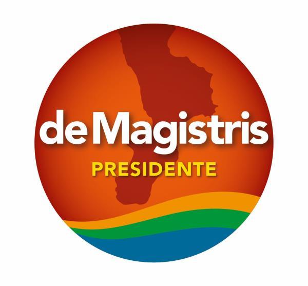 images Regionali 2021. De Magistris presenta il simbolo e il nome della lista