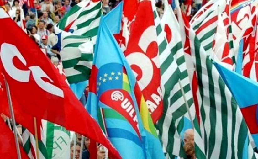 """images Cgil, Cisl, Uil: """"In Calabria é necessario un piano per lo sviluppo e lavoro, servono scelte ed azioni politiche di alto profilo"""""""