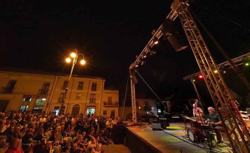 """images Torna """"Jazz&Vento"""" a Cortale: in piazza Italia due spettacoli il 10 e l'11 agosto"""