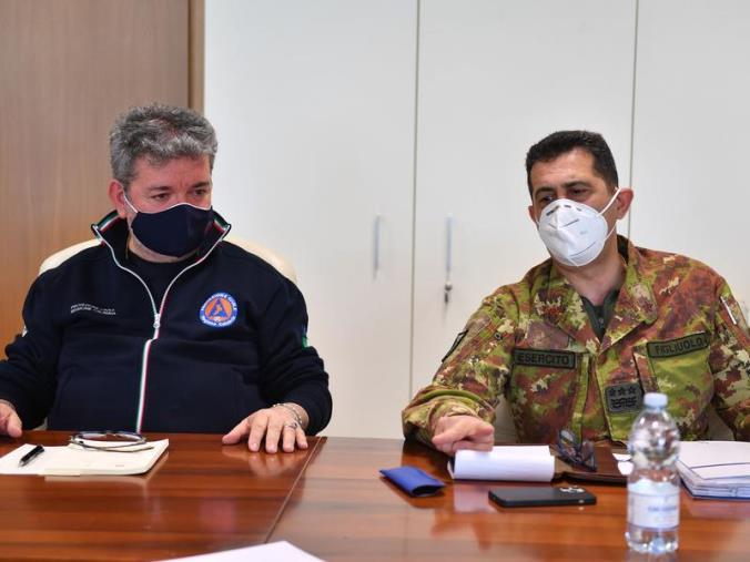 """images Sanità calabrese. La proposta di Spirlì: """"Gestione condivisa Regione-Esercito"""""""