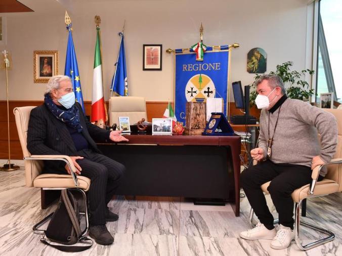 images Intesa raggiunta fra Longo e Spirlì: i nomi dei commissari di Asp e aziende ospedaliere