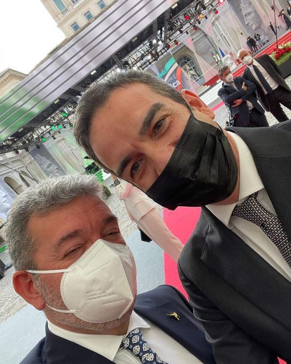 """images Regionali. Matteo Salvini rilancia: """"In Calabria il centrodestra punta sul  ticket Occhiuto-Spirlì"""""""