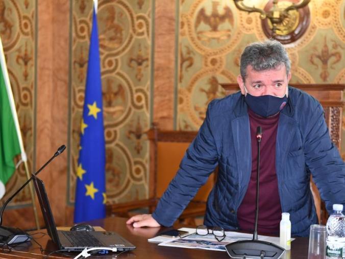 """images Rischio idrogeologico. Spirlì: """"Per Reggio Calabria stanziati 10 milioni di euro"""""""