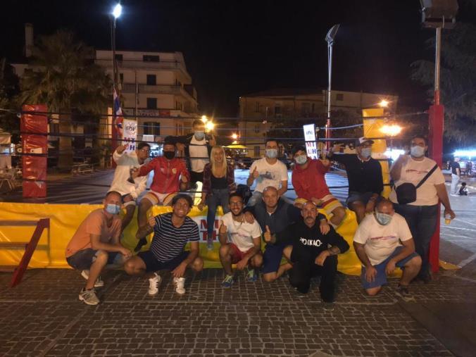 """images Lamezia Terme. E'iniziato il conto alla rovescia per la II edizione di """"Sport Summer Arena"""""""