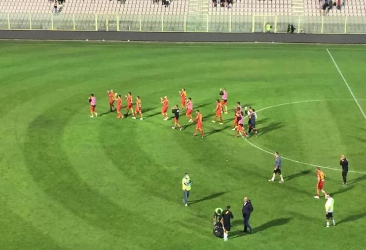 images Catanzaro vs Catania: 1-1 finale. Le Aquile non spiccano il volo e deludono ancora le aspettative