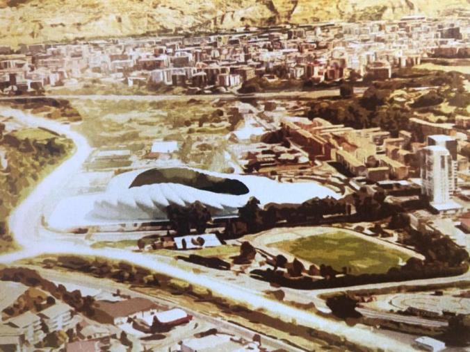 images Aggiudicata la gara per il progetto del nuovo stadio di Cosenza