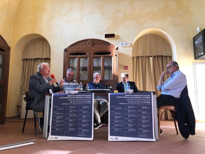 images Sud Economics Summer School: dibattito a Catanzaro sui fondi europei per superare l'emergenza