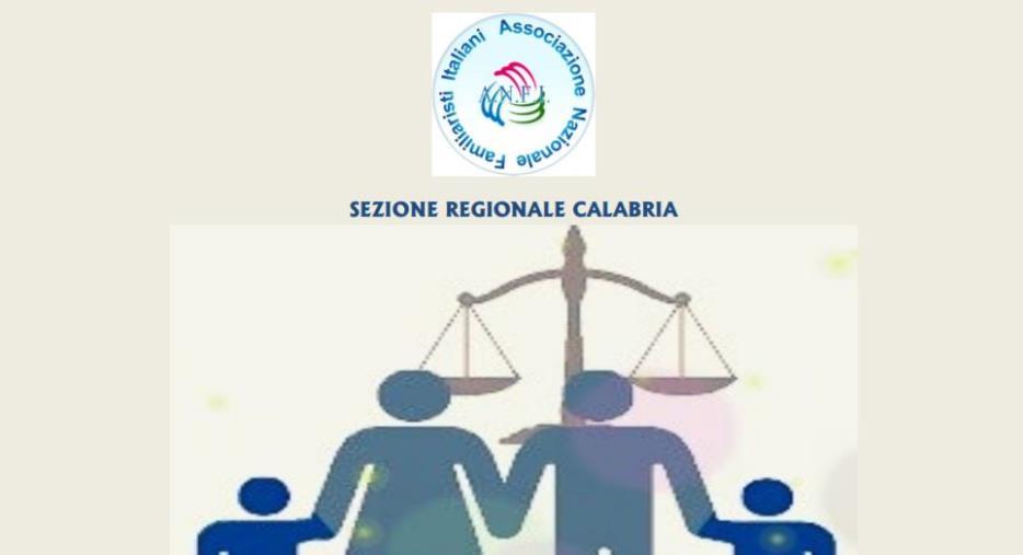 images Associazione Nazionale Familiaristi Italiani: il 12 febbraio s'inaugura la sezione a Catanzaro