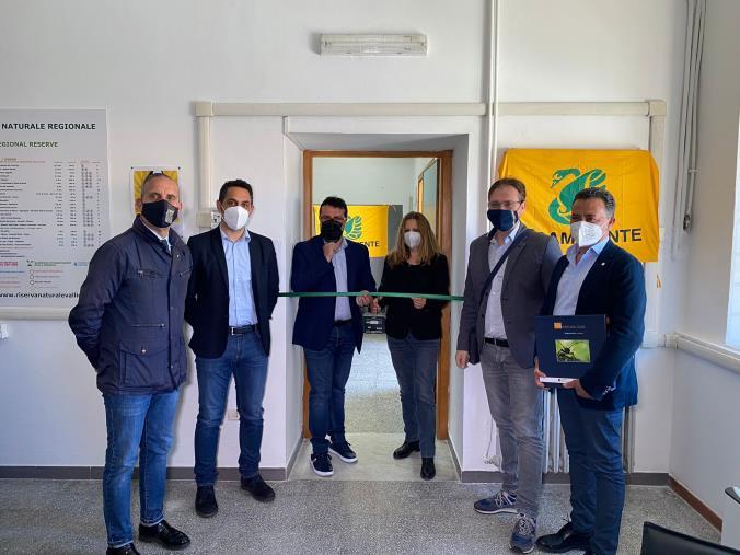 """images Inaugurata la nuova sede della Riserva """"Valli Cupe"""": nella Giornata della Biodiversità, celebrata la bellezza del patrimonio naturalistico"""
