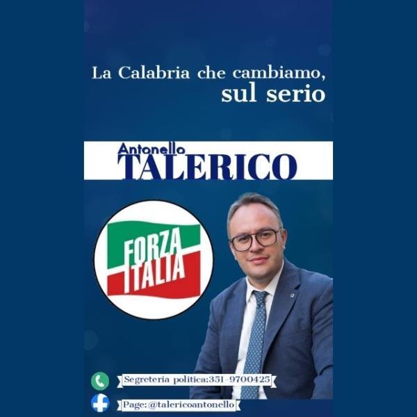 "Sanità ""sospesa"" a Umbriatico, Talerico (FI): ""Senza guardie mediche situazione insostenibile"""