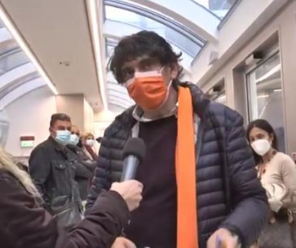 """Video: Tansi a sostegno dei dipendenti del S.Anna: """"Un conto sono le porcherie di alcune persone, ma la struttura salvavita deve sopravvivere"""""""