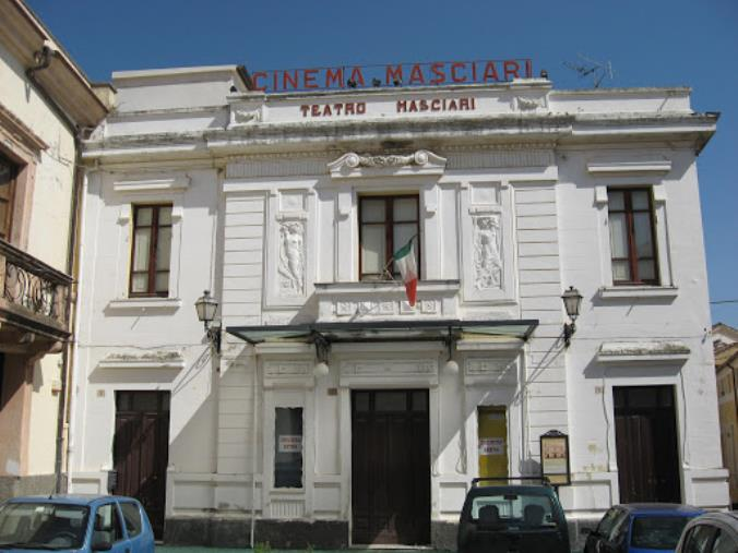 """images Il gruppo aperto """"Salviamo il Teatro Masciari"""": """"Finalmente si corona un sogno"""""""