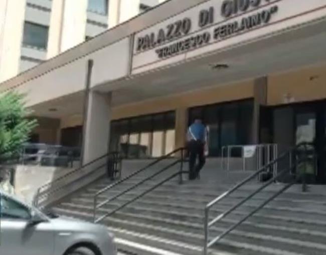 images Valea interdetto e nuova perquisizione in Tribunale, nuovo scossone per le toghe a Catanzaro