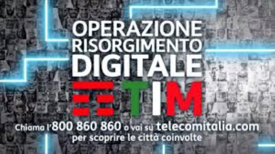 """images Arriva a Soverato """"Operazione Risorgimento Digitale"""" di TIM, una grande """"scuola mobile digitale"""" da oggi in Piazza Maria Ausiliatrice"""