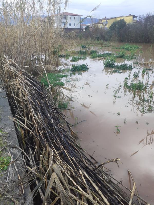 images Messa in sicurezza del torrente Cantagalli a Lamezia Terme. Pitaro (G. Misto) presenta un'istanza a Spirlì e alla Prociv