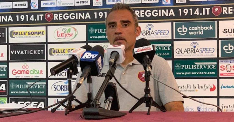 """images Empoli-Reggina 2-1, Toscano: """"Perdere così ci fa rosicare"""""""