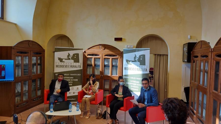 """images """"Transumanza. Medioevo e ruralità"""". Sulle tracce del monachesimo in Calabria, l'incontro al San Giovanni"""